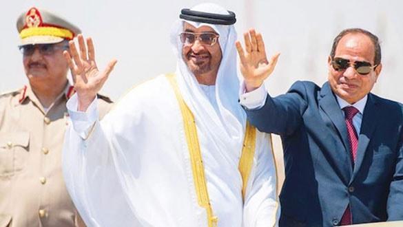 Suudi Arabistan, BAE ve Mısır Libya'daki UMH'nin meşruiyetini  bitirmeye çalışıyor