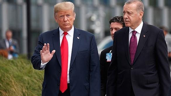 Trump'tan çok önemli Türkiye açıklaması: 'İyi iş çıkarıyorlar'