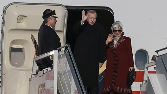 Son dakika... Başkan Erdoğan Londra'da sevgi seli! Dikkat çeken 'Dörtlü Zirve' açıklaması