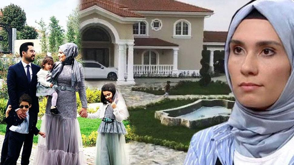 MasterChef Güzide 7 milyonluk lüks villasıyla gündem olmuştu... Eşi bakın kim çıktı!