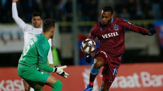 Trabzonspor, Türkiye Kupası'na galibiyetle başladı