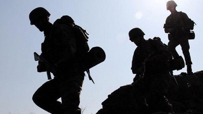 MSB: Silopi'de PKK'lı 5 terörist teslim oldu