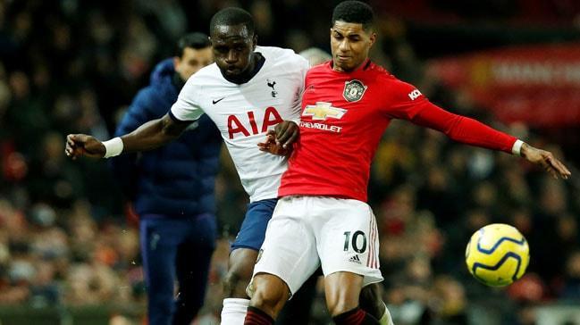 Manchester United, Mourinho'nun çalıştırdığı Tottenham'a ilk yenilgisini tattırdı