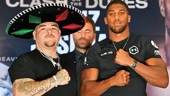"""Joshua-Ruiz maçı canlı nereden izlenir"""" Anthony Joshua Andy Ruiz boks maçı saat kaçta, hangi kanalda"""""""