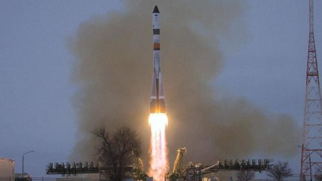 Rusya Uzay İstasyonu'na su ve yakıt gönderdi