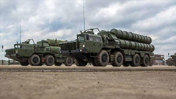 S-400'ler test edildi! Serdar Sement'ten dikkat çekici detay...
