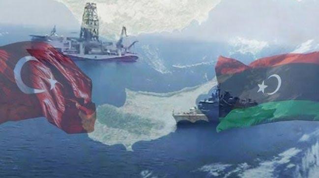 Libya'dan Türkiye resti! Yunanistan, GKRY, Mısır ve İsrail'e boyun eğmediler