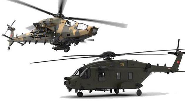 TEI'den yeni motor müjdesi: Dev helikopterlerde kullanılacak