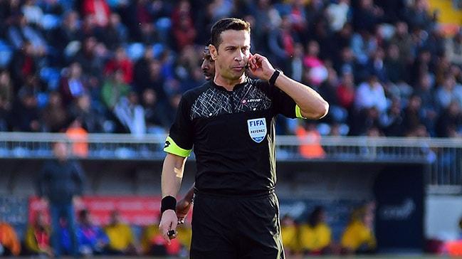 Halis Özkahya, CFR Cluj-Celtic maçını yönetecek