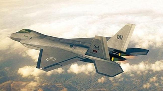"""F-35'in alternatifi var mı"""" Türkiye ve İngiltere'den TF-X kararı"""