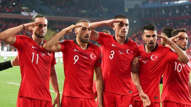 Son dakika! UEFA'nın 'Asker selamı' kararı belli oldu