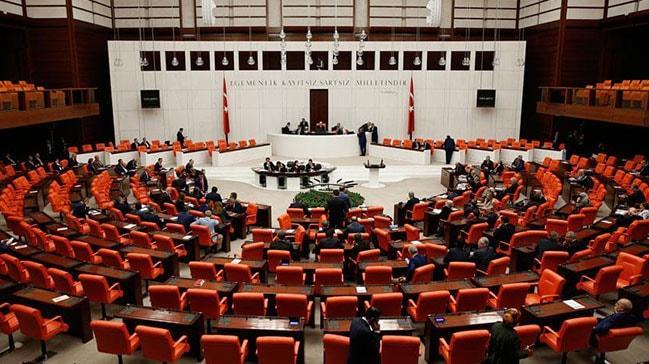Son dakika: Libya ile 'Güvenlik ve Askeri İşbirliği Anlaşması' Meclis'e sunuldu