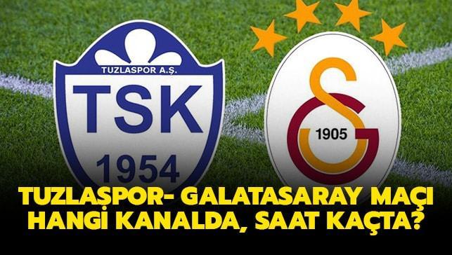 CANLI   Tuzlaspor Galatasaray maçı canlı izle! Tuzlaspor Galatasaray maçı  başladı! (A Spor canlı)