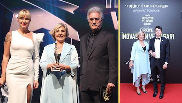 Türkiye İnovasyon ve Başarı Ödülleri sahipleriyle buluştu
