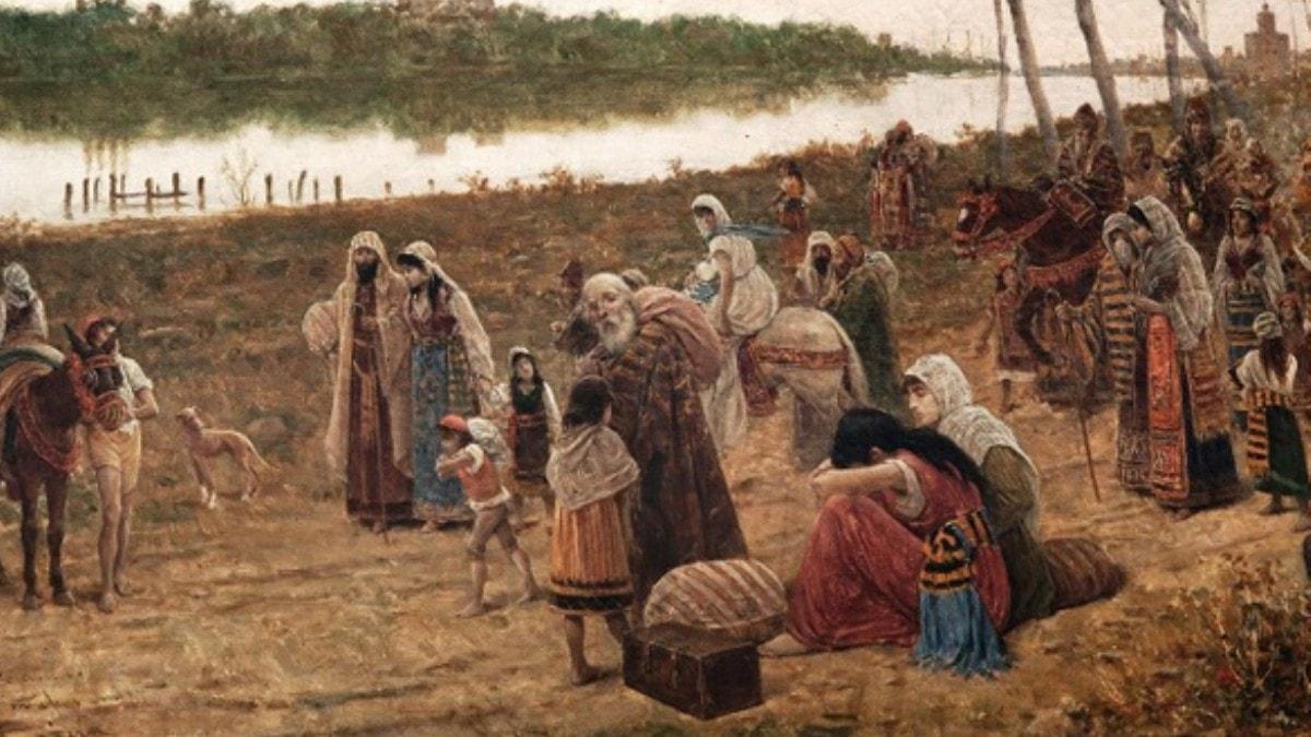 Hicaz'ın tarihine dair çarpıcı bilgi: Yerleşimleri Babil sürgününe kadar gider