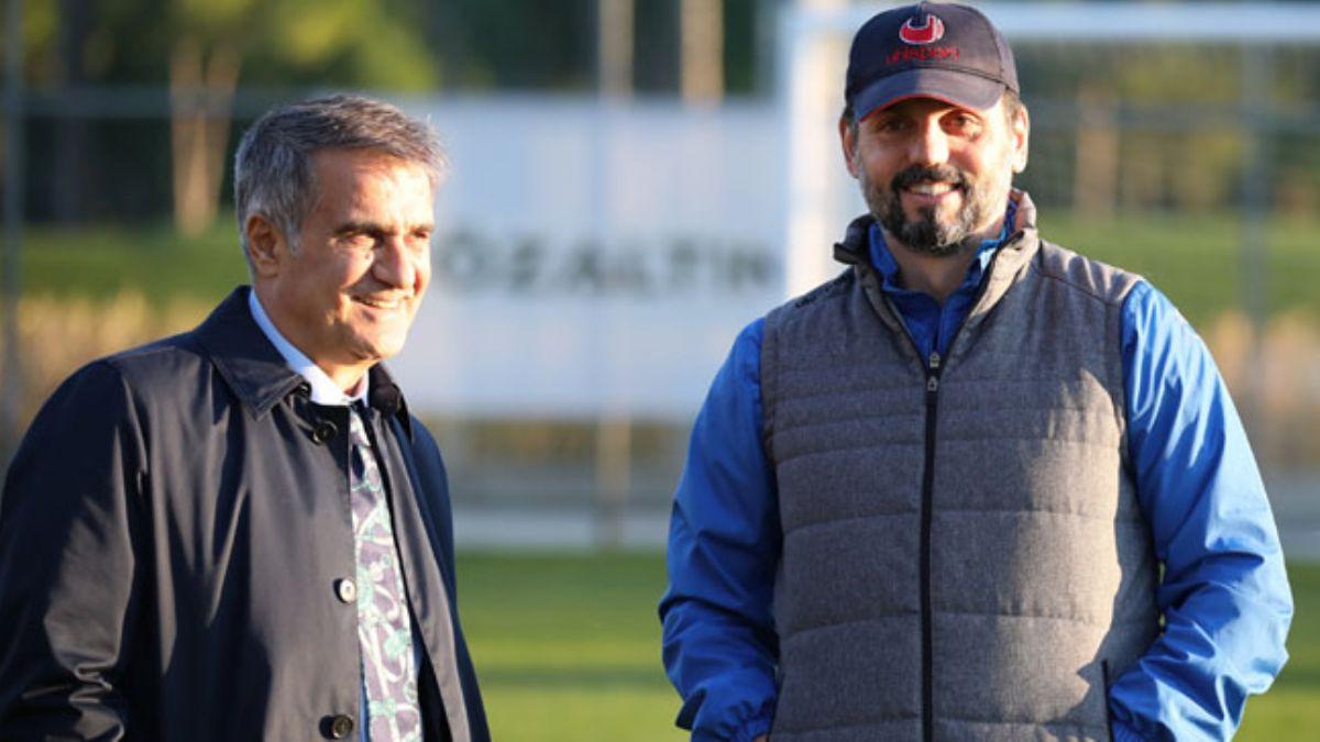 Milli takım teknik direktörü Şenol Güneş'ten Süper Lig takımlarına ziyaret