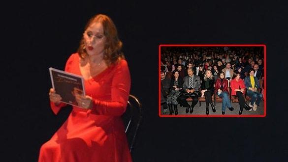 Selahattin Demirtaş oyununu sahneleyen Jülide Kural'ın maaşı İBB'den