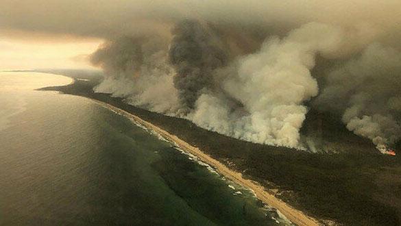 NASA'dan Avustralya yangınlarıyla ilgili açıklama: Dünyayı saracak
