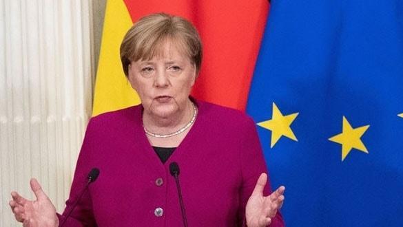 Merkel'den Libya Konferansı için kritik davet