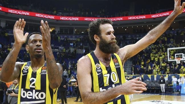 Fenerbahçe Beko, Fransız ekibi ASVEL'i farklı mağlup etti