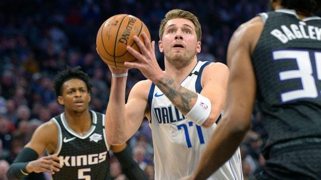 Luka Doncic, NBA tarihine geçti