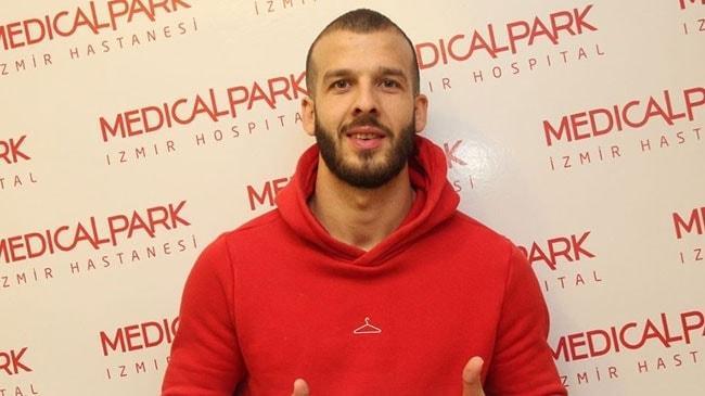 Zlatko Tripic, Göztepe'nin ilk Norveçli futbolcusu oldu