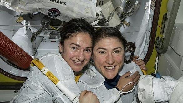 2020'nin ilk uzay yürüyüşü tamamlandı
