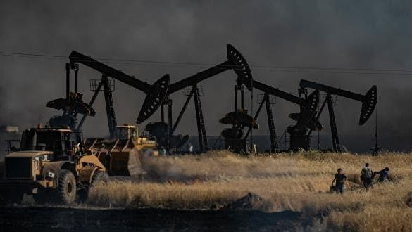 Petrol girişimi başarısız oldu! Rusya'ya PKK/YPG engeli