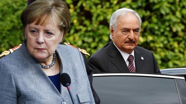 Merkel'den 'Hafter' açıklaması: Bu iyi haber...