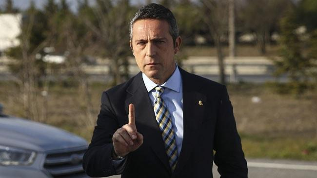 Ali Koç: Futbola Obradovic bulsam anahtarı teslim ederim