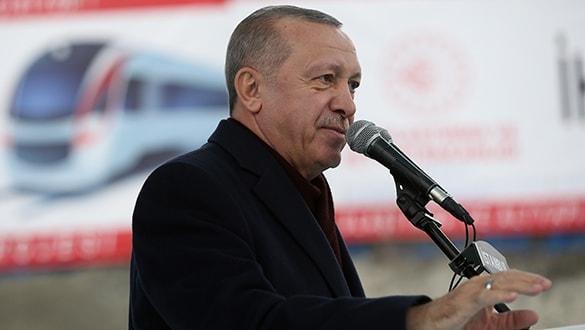 Başkan Erdoğan'dan Kılıçdaroğlu'na tepki! 'Biz Suriye'de ilerleyeceğiz, sen Esed ile flörte devam et'