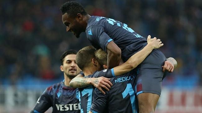 Trabzonspor, Kasımpaşa'yı farklı mağlup etti