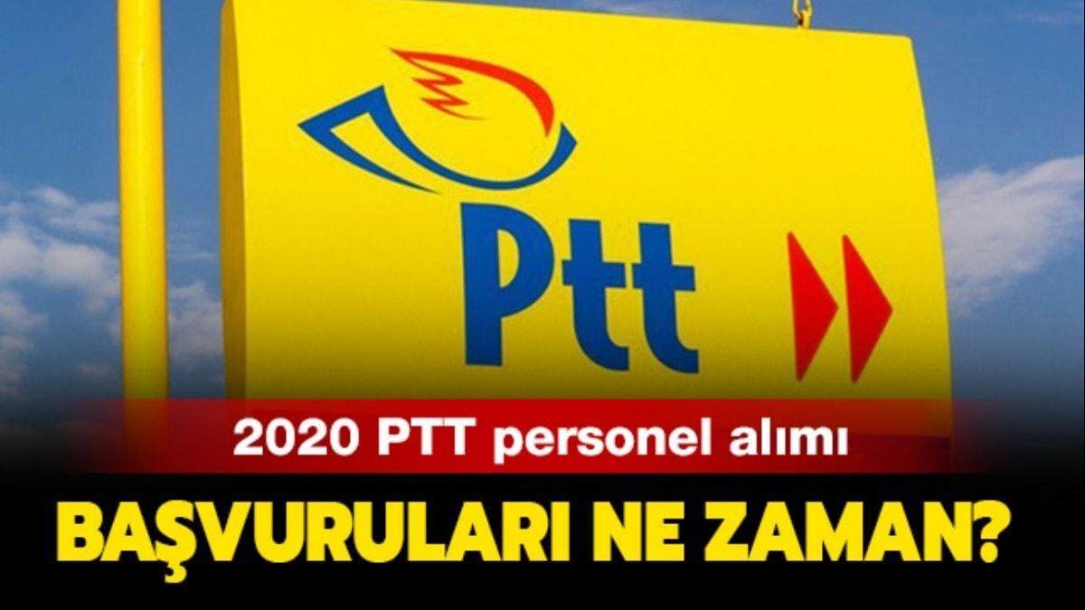 """PTT personel alımı şartları nedir"""""""