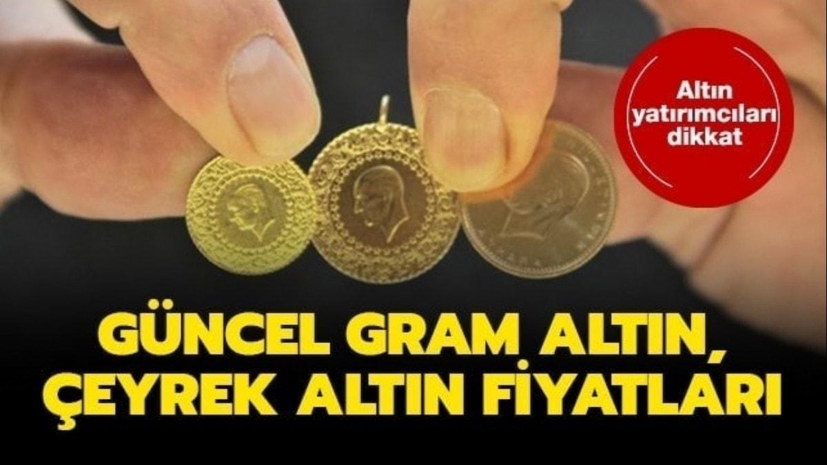 """Altın fiyatları 21 Ocak 2020 ne kadar""""  Gram altın, çeyrek altın canlı, anlık haberimizde.."""