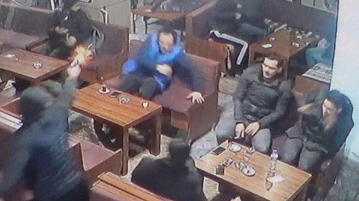 Çay ocağında silahlı çatışma: 1'i ağır, 2 yaralı