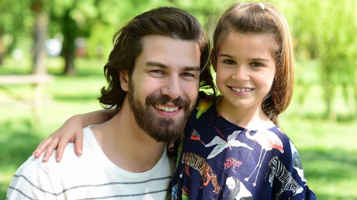 Benim Tatlı Yalanım'ın baba-kızı Furkan Palalı ve Lavinya Ünlüer rolden kopamadı!