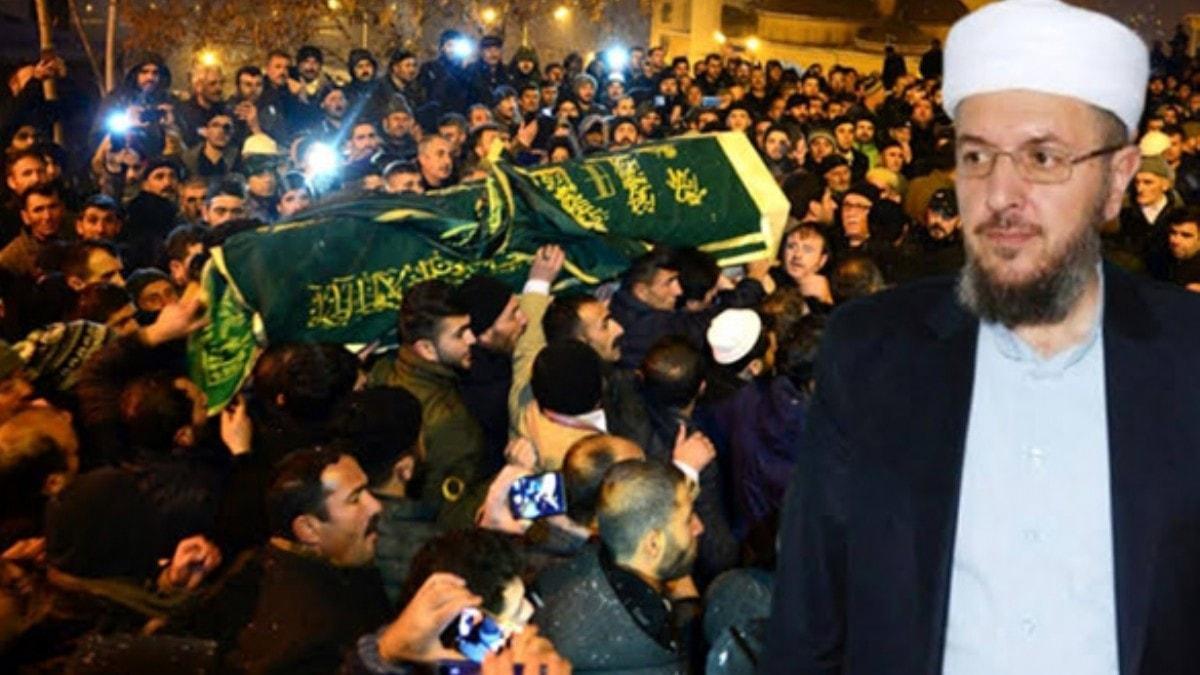 Nakşibendi Şeyhi Abdulkerim Çevik'in katilinden şok ifadeler! Sosyal medya mesajları...
