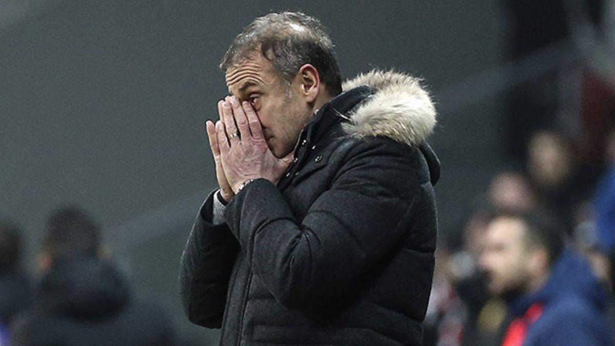 Beşiktaş'ta Abdullah Avcı'nın performansı eleştiriliyor