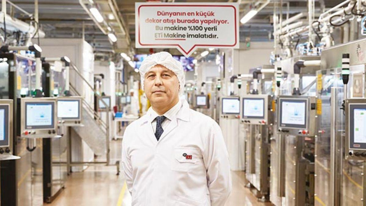 Eti hedef büyüttü: 3 yıl içinde 1.5 milyar TL yatırım yapacak