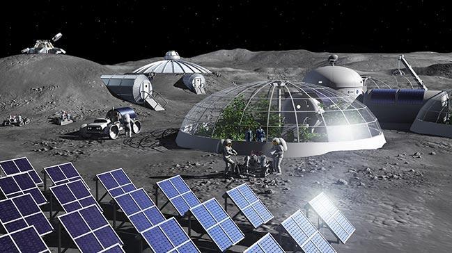 Ay tozlarındanoksijen üretilecek