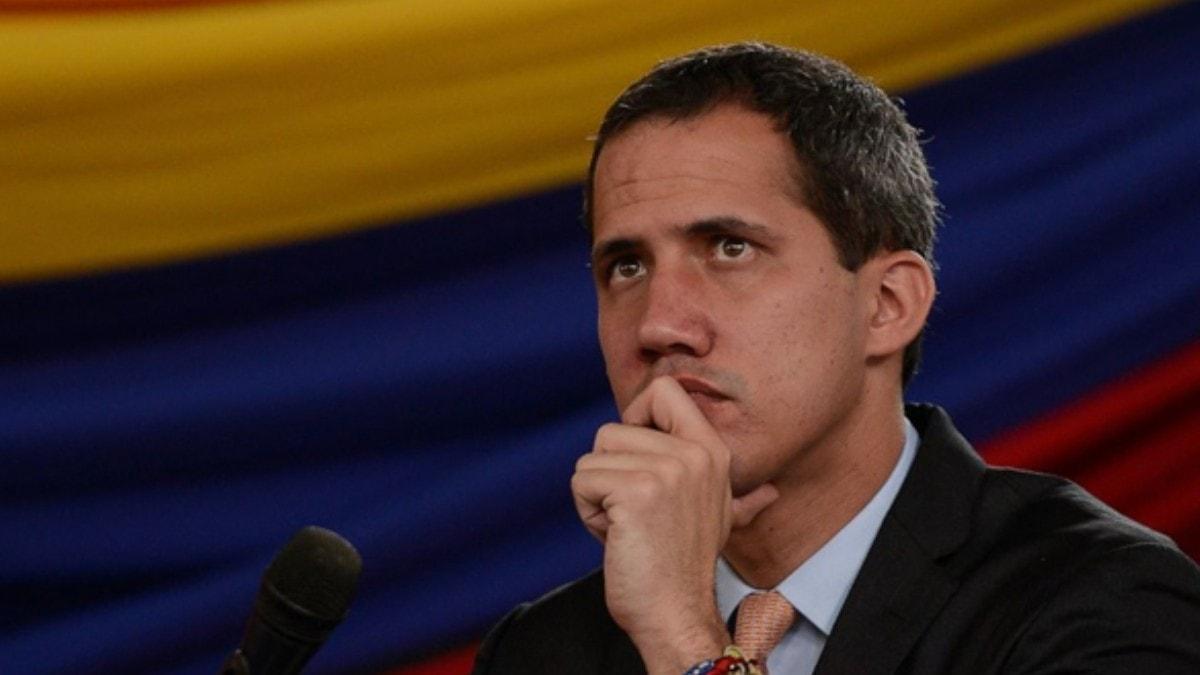 """Guaido'yu zora sokan soru! Ülkesine nasıl dönecek"""""""