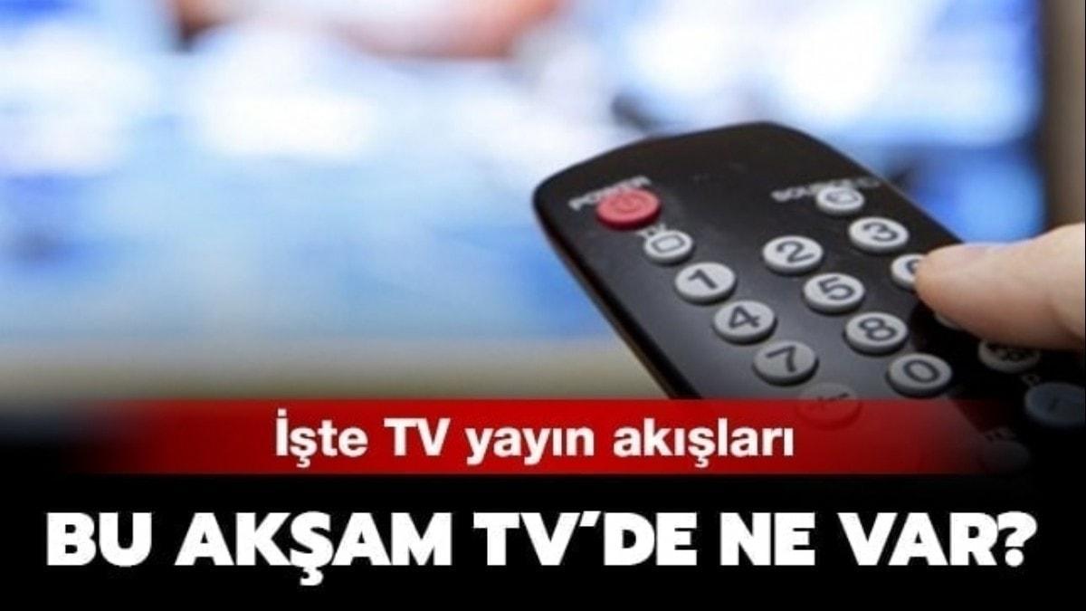"""Bu akşam TV'de hangi diziler var"""" 21 Ocak Salı ATV, Fox TV, Kanal D, Show TV, Star TV, Tv8 yayın akışı yaynda!"""