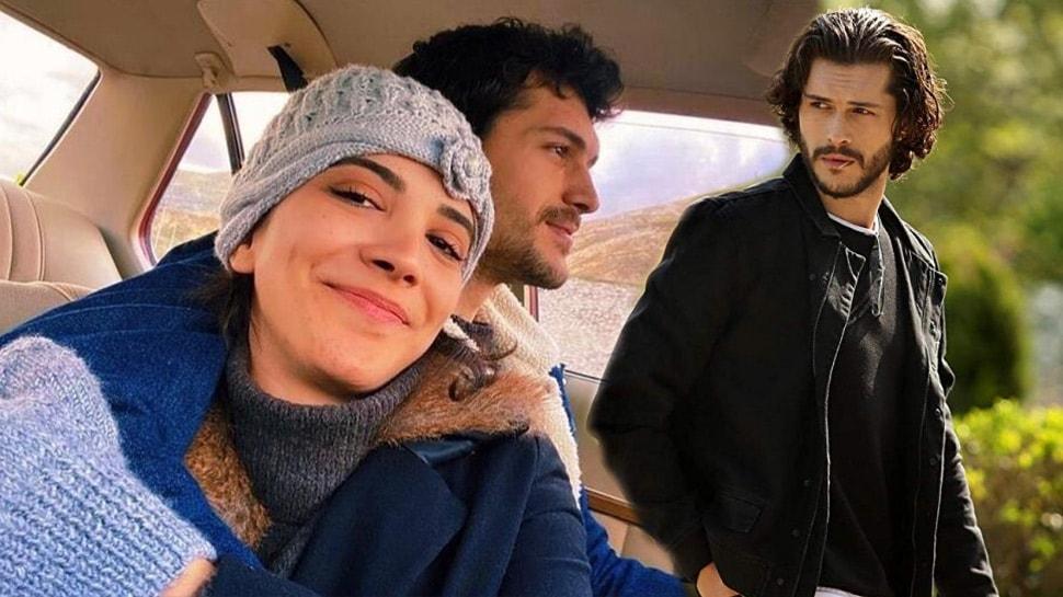 Zemheri'nin Ayaz'ı Alperen Duymaz, sevgilisi Kübra Kelkit ile gizlice evlendi!