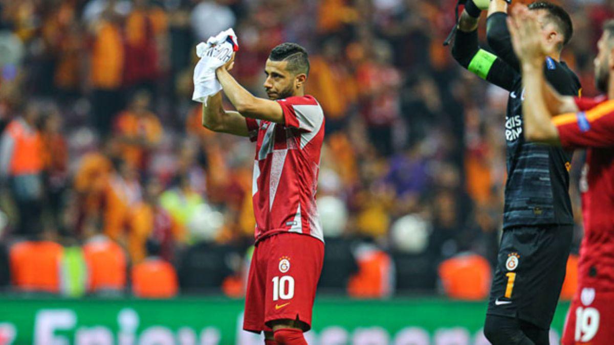 Galatasaray'da Belhanda'ya iki talip birden çıktı!