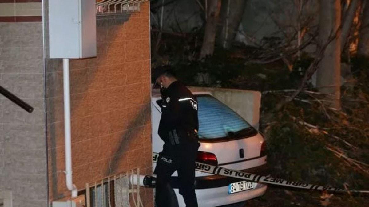 Beyoğlu'nda silahlı çatışma: 2 kişi yaralandı