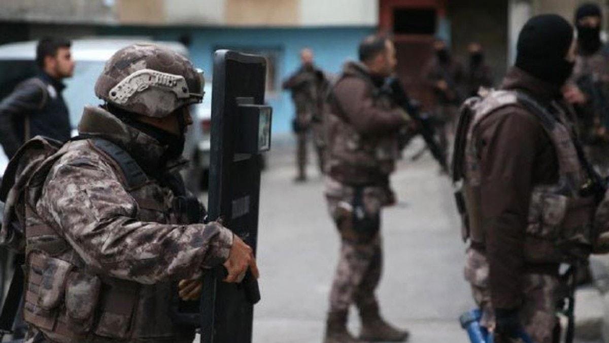 Gaziantep'te dev uyuşturucu operasyonu: 21 gözaltı