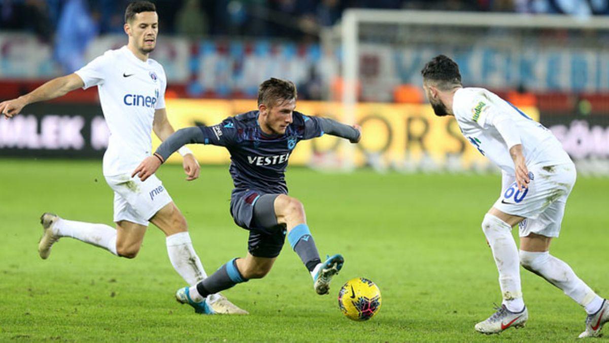 Trabzonspor'da Serkan Asan'a yeni sözleşme