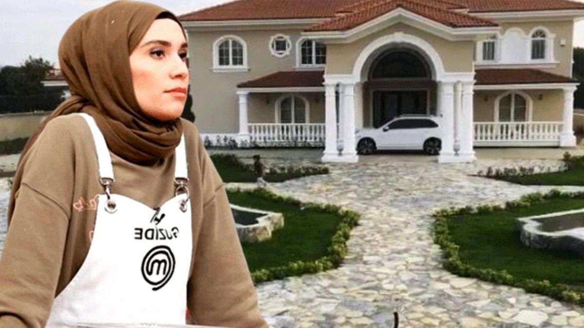 MasterChef Güzide 7 milyonluk lüks villasını sonunda sattı! Tüm detayları bir bir anlattı