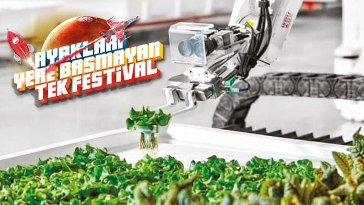 Tarım teknolojileri yarışacak