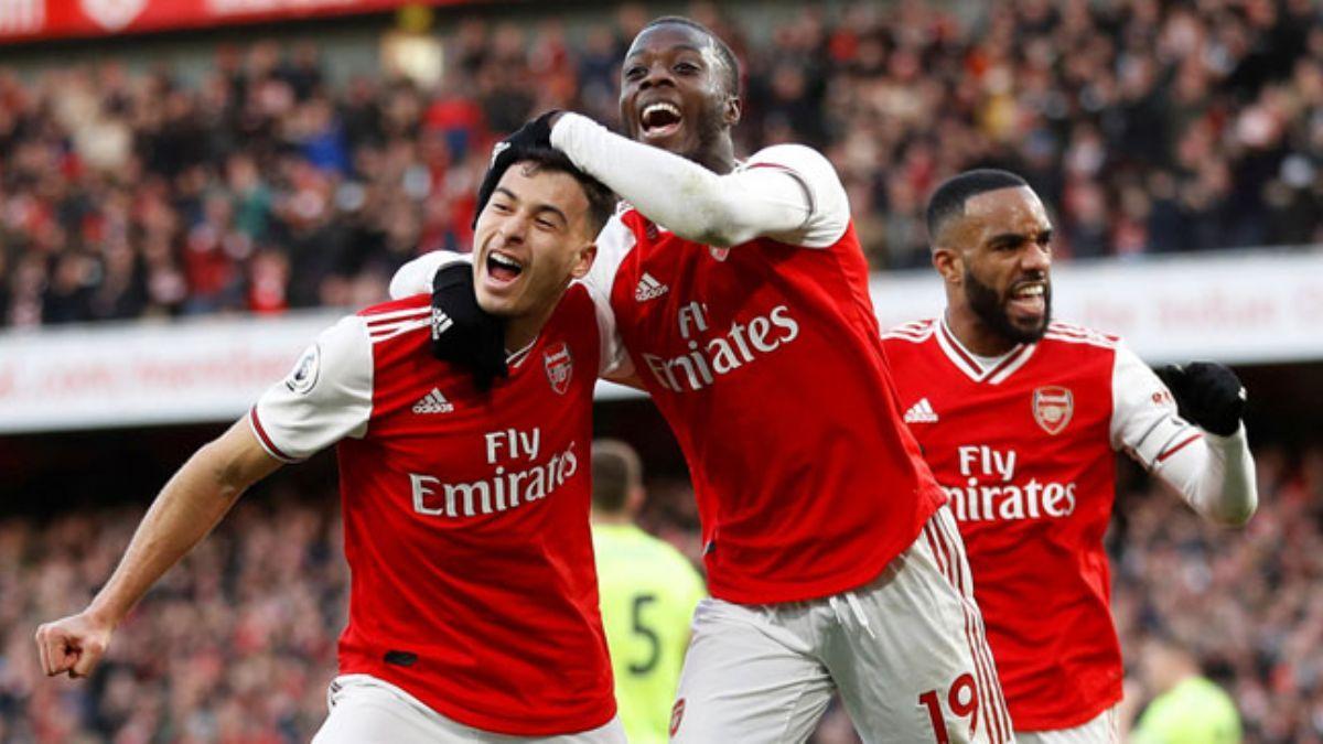 Arsenal genç yıldızı Martinelli'ye yüzde 300 zam hazırlığında